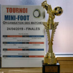 Finales mini-foot 2019